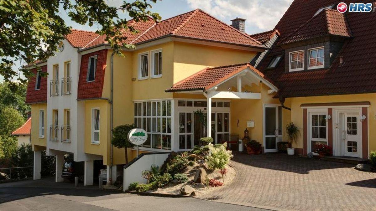 Hrs Hotel Video Vom Haus Am Park In Bad Hersfeld