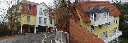 Hotel in Bad Hersfeld Haus am Park